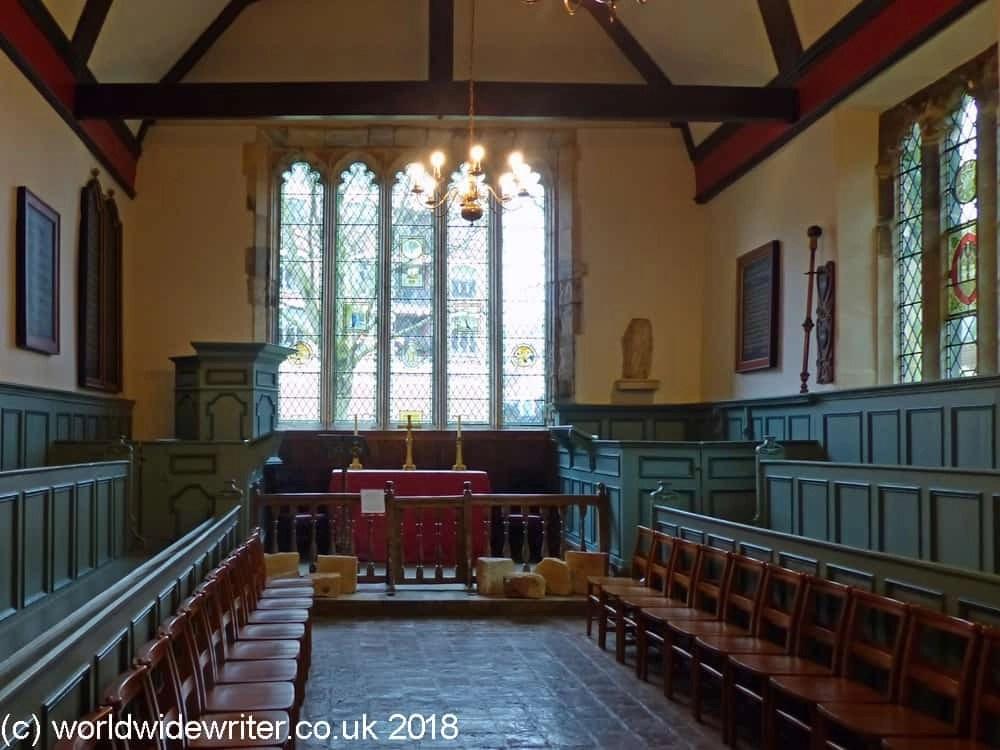 Chapel, Merchant Adventurers' Hall, York