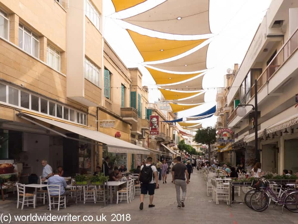 Lidras Street, Nicosia