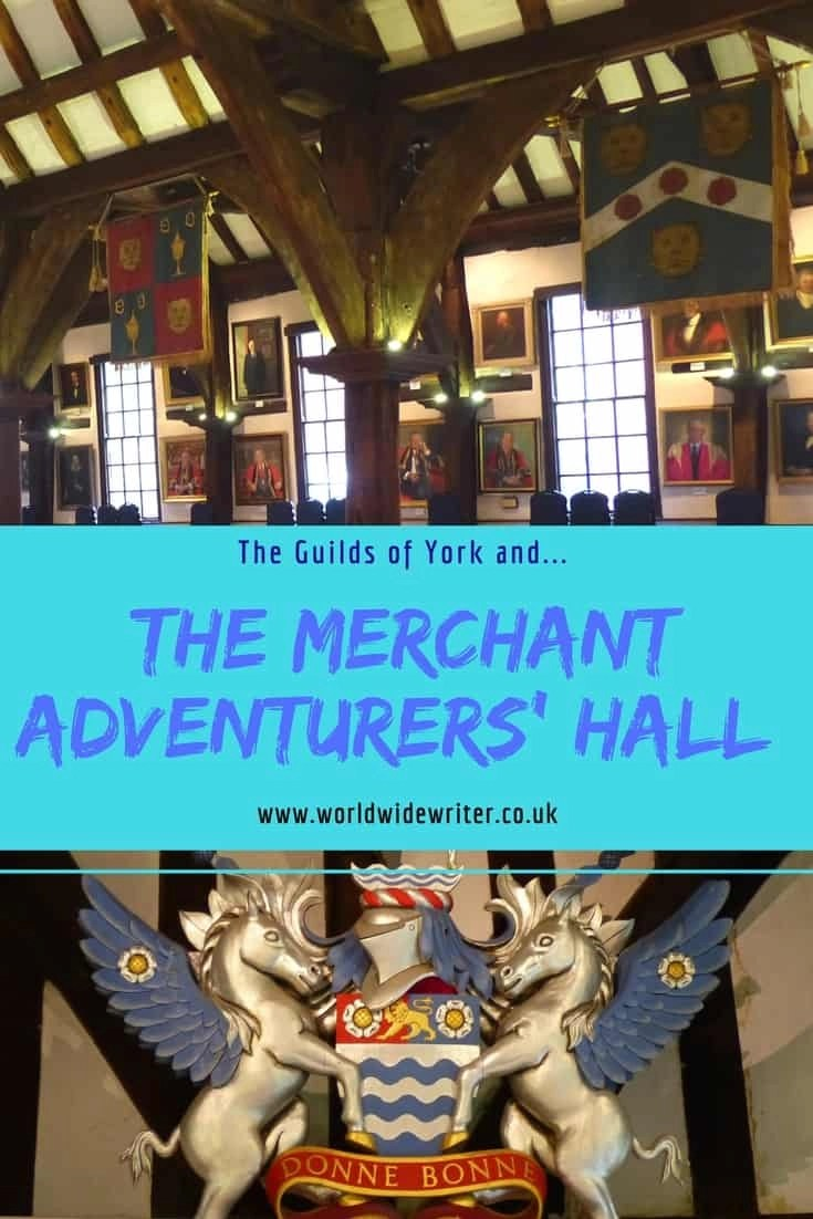 Merchant Adventurers Hall, York
