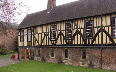 The Merchant Adventurers' Hall and the Guilds of York