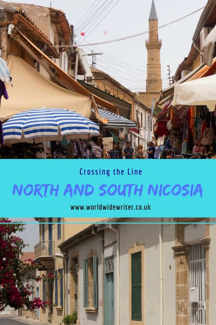 Nicosia North and South