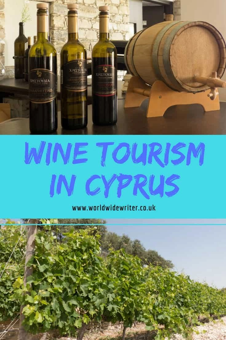 Wine tourism in Cyprus