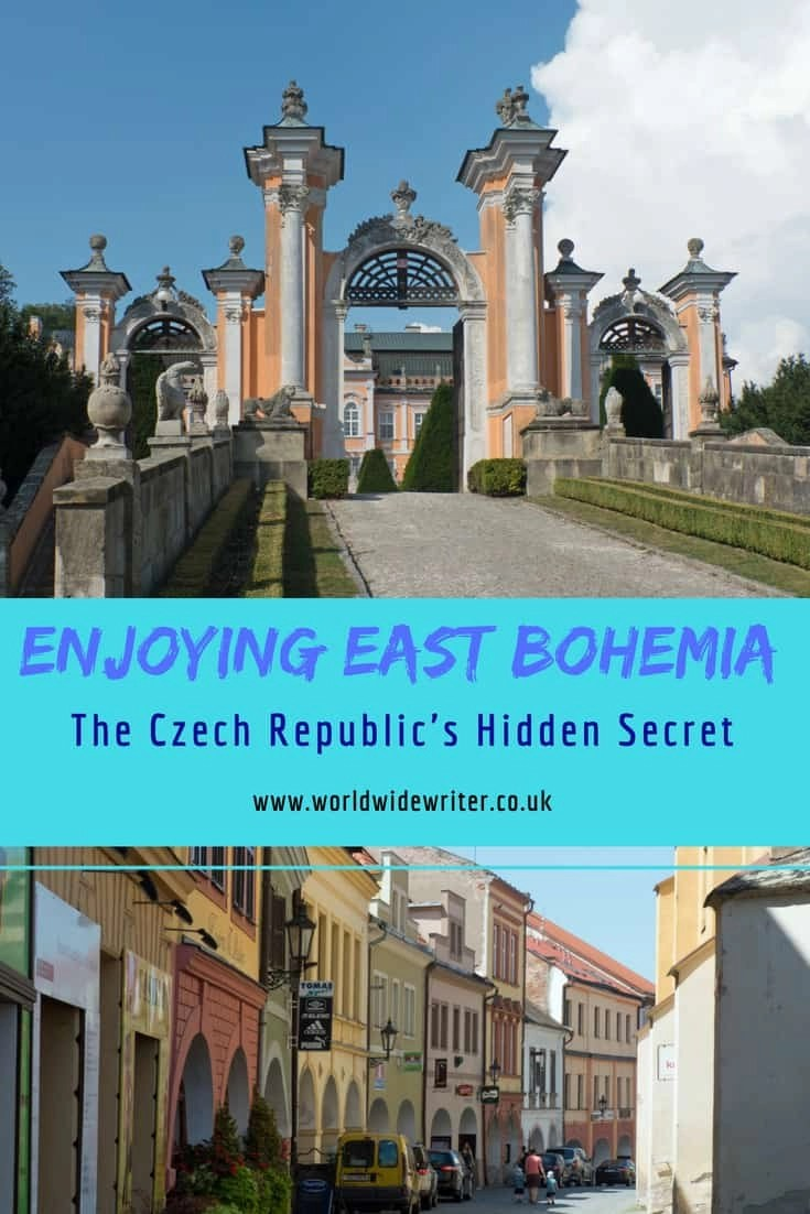 East Bohemia