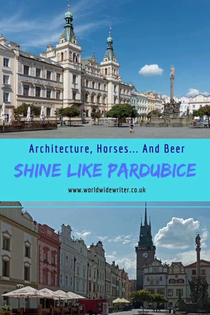 Shine Like Pardubice
