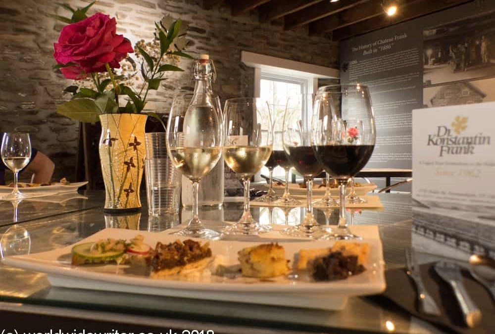 Discovering the Wines of the Finger Lakes, New York State