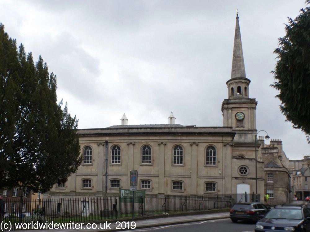 St Swithin's Church, Bath