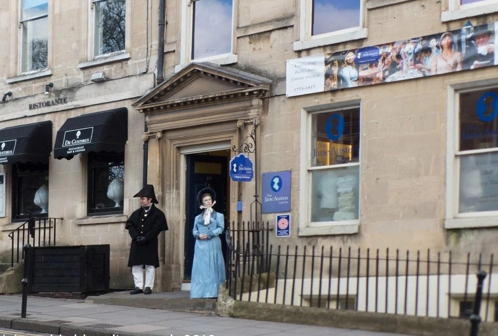 Where to Find Jane Austen in Bath