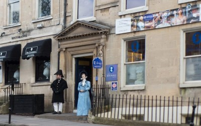 Where to Find Jane Austen in Bath