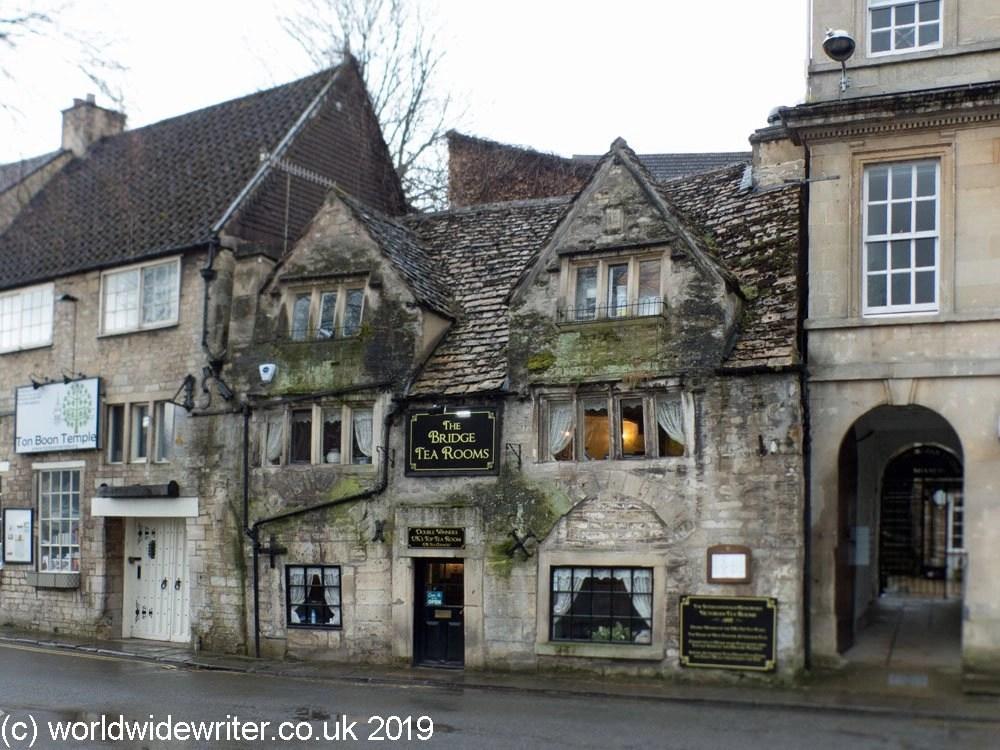 Bridge Tea Rooms, Bradford on Avon