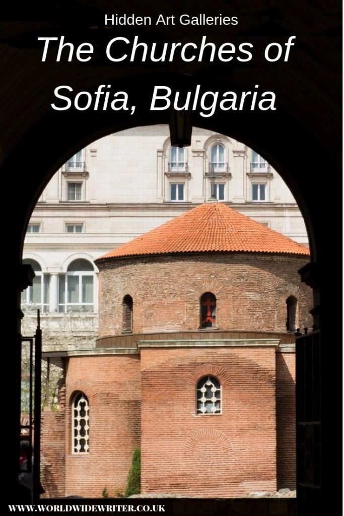 Churches of Sofia