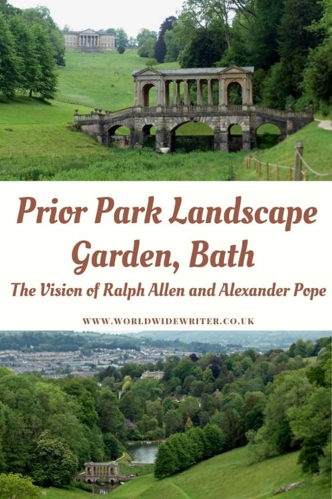 Prior Park Landscape Garden, Bath
