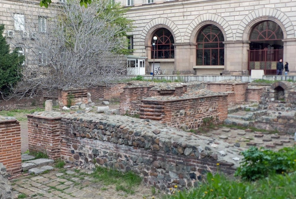 Where to Find the Romans in Sofia, Bulgaria