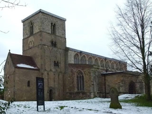 St Peter's Church, Barton-upon-Humber