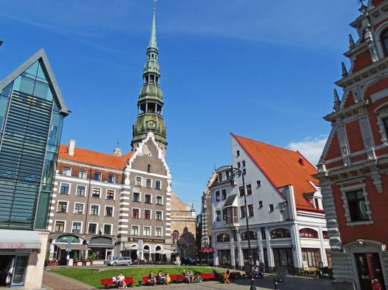 stedentrip riga