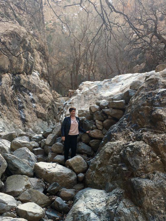 Setti fatma watervallen Marokko