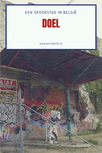 Doel, een spookstad in België