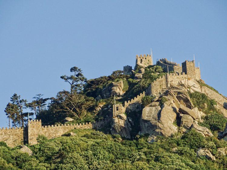 Castelo dos Mouros SIntra tips