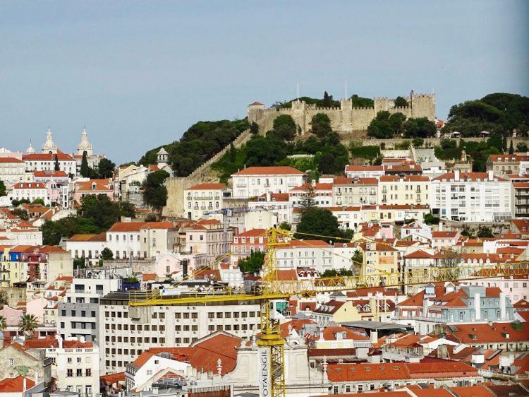 fietstour Lissabon
