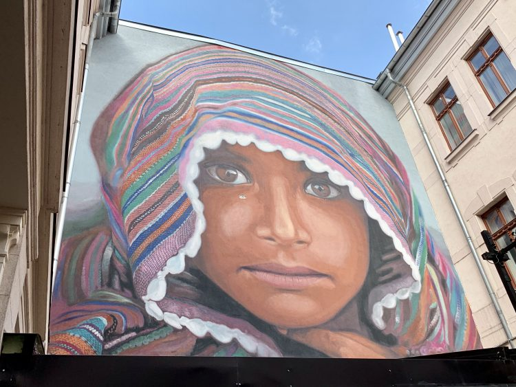 Street art Boedapest