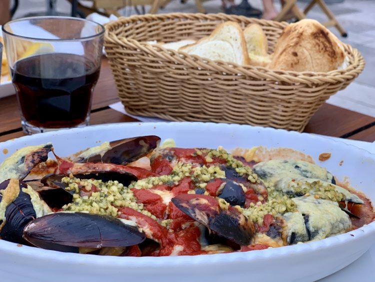 eten in Piran