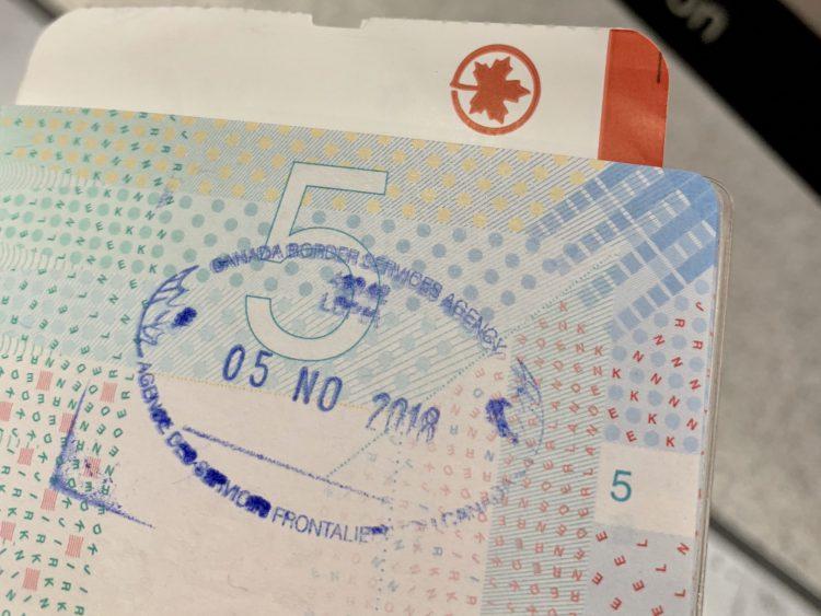 Welke reisdocumenten heb ik nodig als ik naar Canada ga?