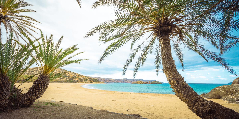 mooiste stranden Kreta