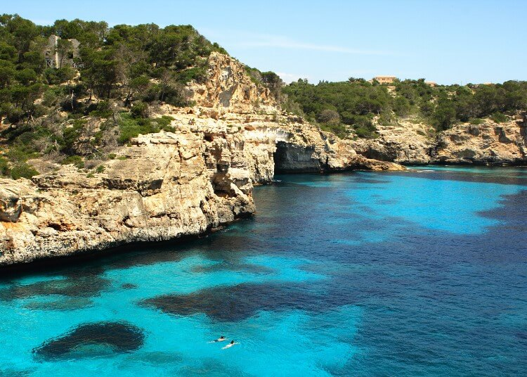 mooiste stranden Ibiza