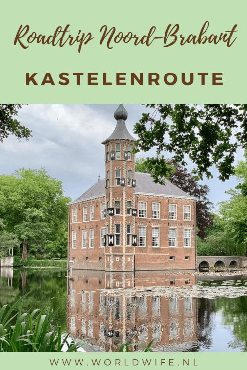 Ga roadtrippen langs 7 kastelen in Noord-Brabant