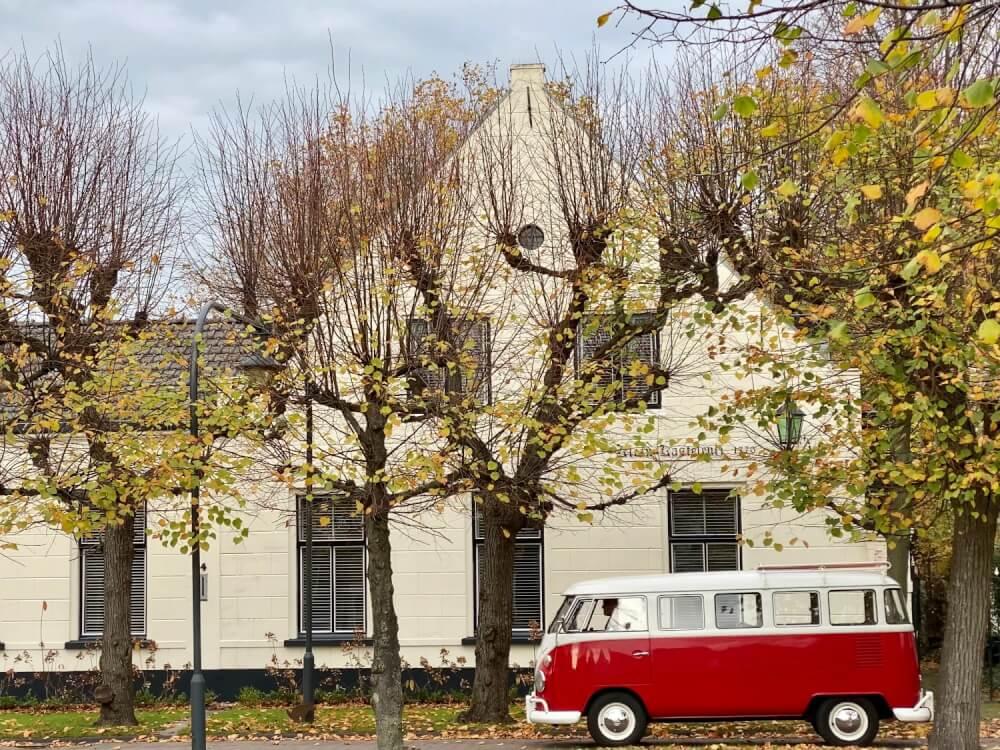 Oldtimer huren Noord-Brabant