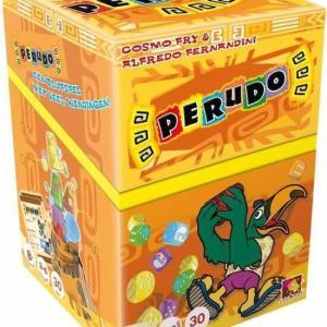 Perudo dobbelspel - het leukste bluf spel voor op reis