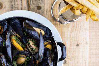 Recept voor pittige Zeeuwse mosselen