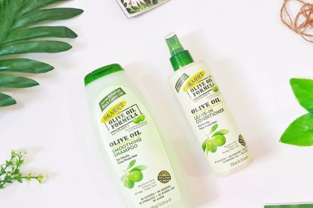 Review for Palmers Olive Oil Shampoo and Conditioner.