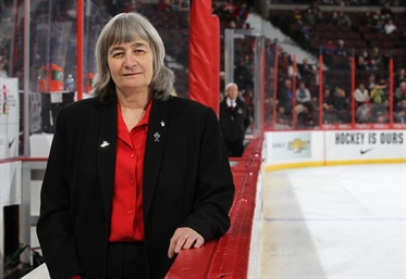 Image result for Fran Rider - hockey Canada - women
