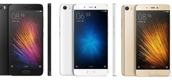 Xiaomi Mi5 Specification, Features, Price in India