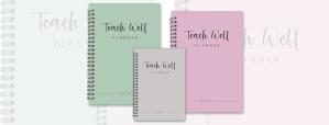 Print Design: The Teach Well Planner