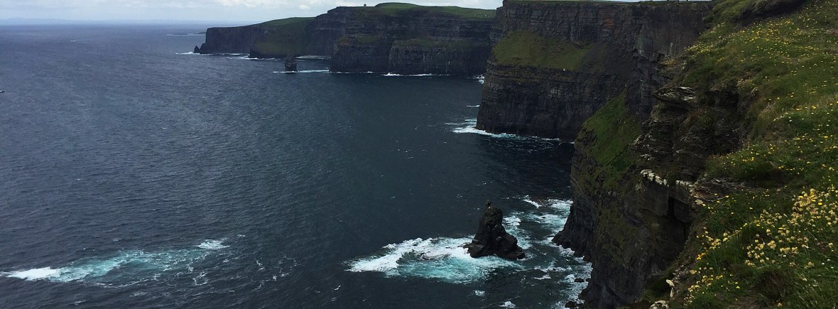 Cliffs of Moher | Travel guide to drive from Dublin to Galway, Ireland