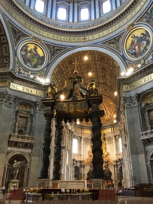 St. Peter's Basilica, Sistine Chapel and Vatican Museums Tour | Rome | Italy