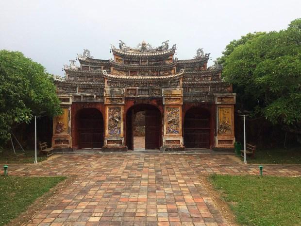 Imperial City | motorbike tour | Hue | Vietnam