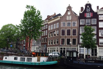 Amsterdam Canal | Travel guide to one day in Amsterdam, The Netherlands
