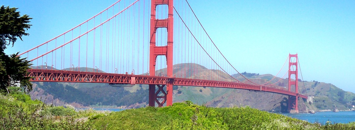 Golden Gate Bridge | San Francisco | Northern California Coast Road Trip