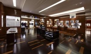 Overview Men´s Floor Louis Vuitton Maison München Residenzpost Opening 23.04.2103 Foto: Louis Vuitton