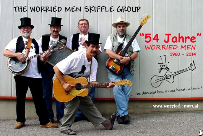 Worried Men Skiffle Group