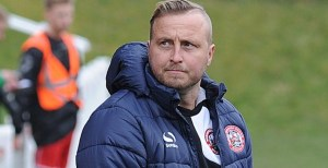 Lee Morris, Worsbrough Bridge AFC Manager