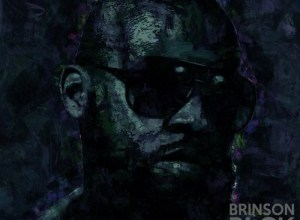 """Photo of Brinson to release """"Black Canvas"""" EP Friday june 3rd"""