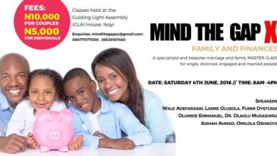 Photo of Master Class: 'Mind The Gap X' with Lanre Olusola, Wale Adefarasin and More, June 4