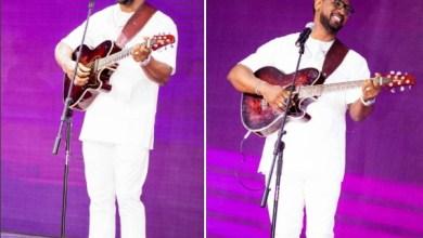 Photo of Pastor Biodun Fatoyinbo Leads Worship At COZA