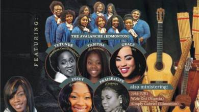 """Photo of WAOMM Canada 2016 presents """"Sounds Of Africa"""""""