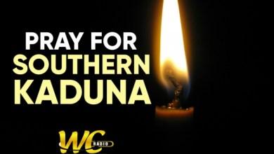 Photo of Pray for southern Kaduna