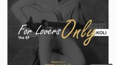 "Photo of ""For Lovers Only"" The EP by KOLI @manlikekoli @Crae_daniel"