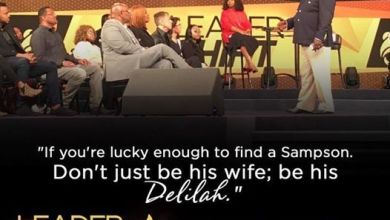 Photo of Marvin Sapp Defends Bishop Jakes Comments To Wives At P&L Conference